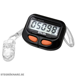 Stegräknare Silva Step Counter
